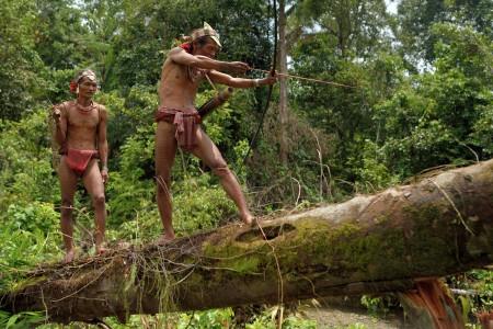 Mentawai Hunter