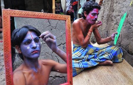 Bohurupi-Men in disguise