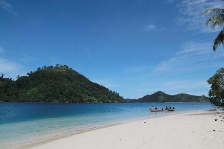 pasumpahan island west sumatra Indonesia