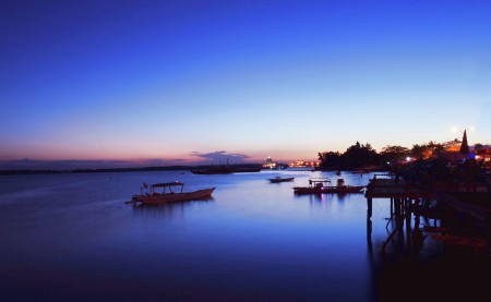 Sunset at Kendari Beach