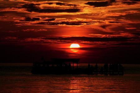 Sunset in Karimun Jawa