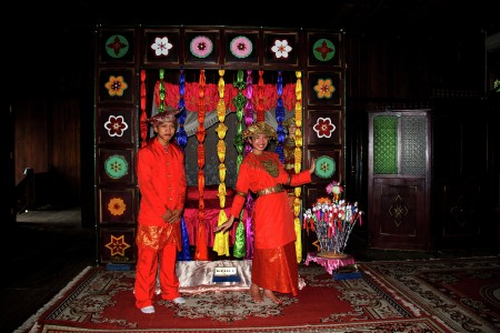 belitung traditional costume