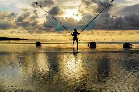 Fishermen's aspiration