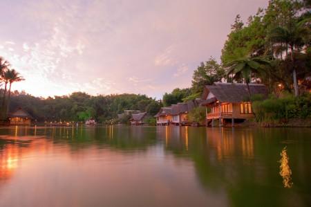 Serenity of Kampung Sampireun