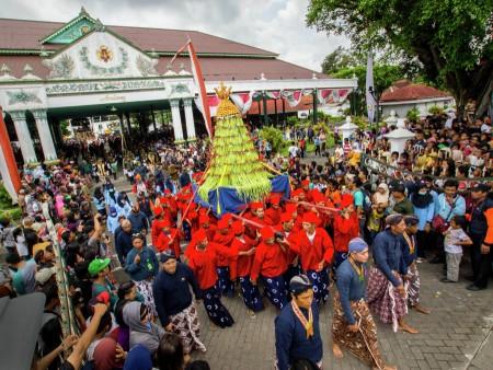 Grebeg Maulud Kraton Yogjakarta