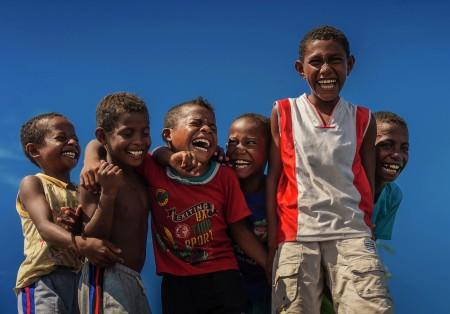 Raja Ampat Kids