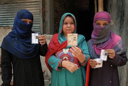 Voter Identity