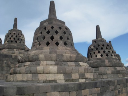 Borobudur Parts