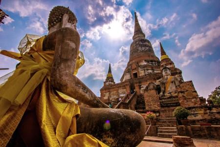 Bangkok Ayutthaya, Thailand