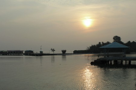 Good Moring From Tidung