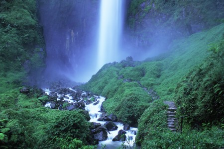 Sipiso Waterfall