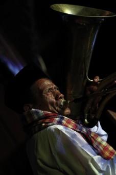 The Tanjidor Musician
