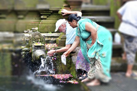 Wellspring Tradition in Bali