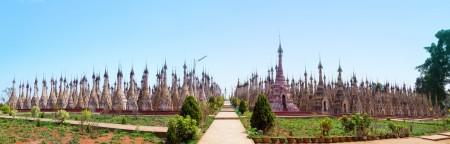 Kakku Pagodas of Myanmar