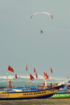 Depok Beach Yogyakarta