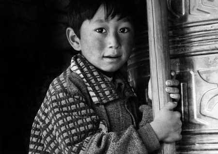 The Boy Of Tagong