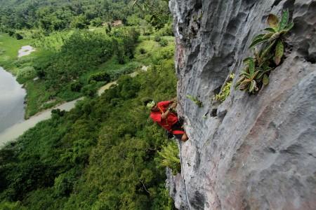 Rock Climbing Batulaki