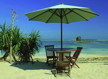 Pantai Serinting , Kute Lombok Tengah