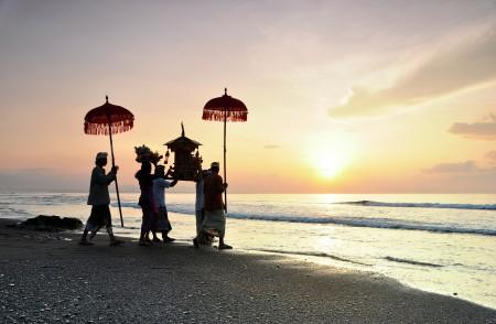 Melasti at Masceti Beach Bali
