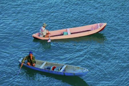 Nelayan Galau