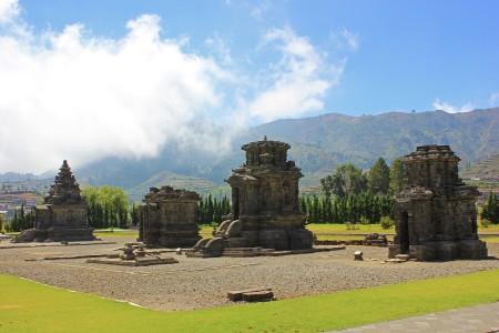 Dieng's Templescape