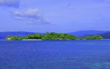pulau nan subur