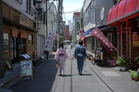 Love in Asakusa