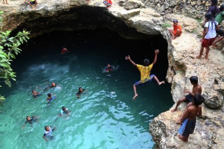 jump'n the hole