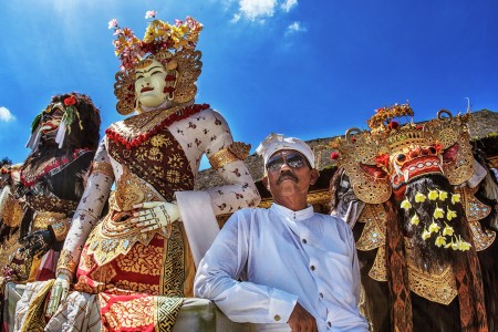 The Guardian of Barong