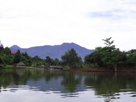 danau picung, kabupaten lebong