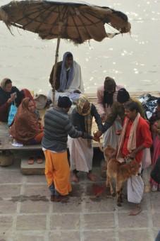 Varanasi culture.