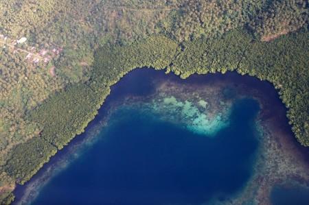 Aerial Halmahera