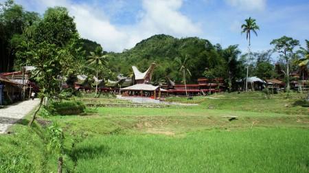 Kete' Kesu Village