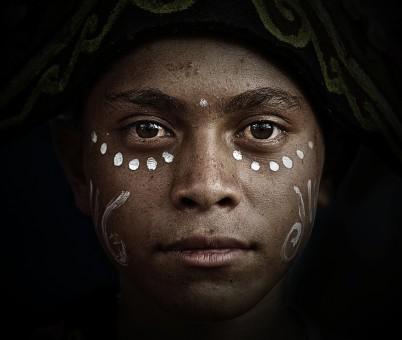Papua Face