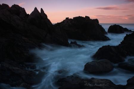 Dawn at Encounter Bay