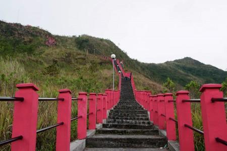 Stairs Kelud