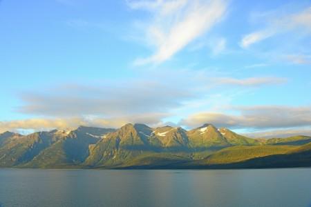 Green in Alaska