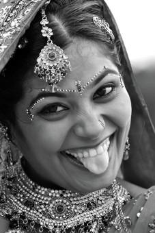 Naughty Bride