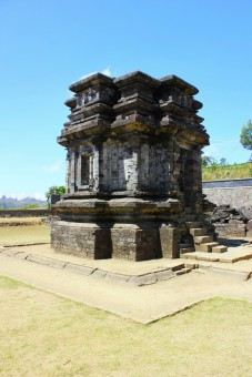 Secret Temple in Dieng