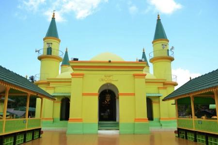 Masjid Dongeng