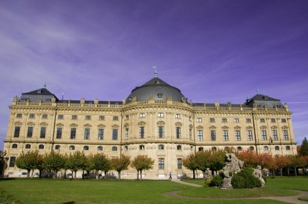 Wurzburg castle
