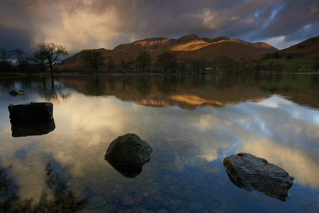 Sunset on Buttermere
