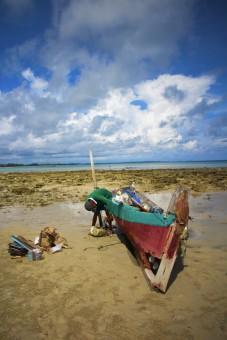 Memperbaiki Perahu