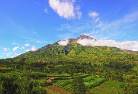 The Majestic Mount Merapo