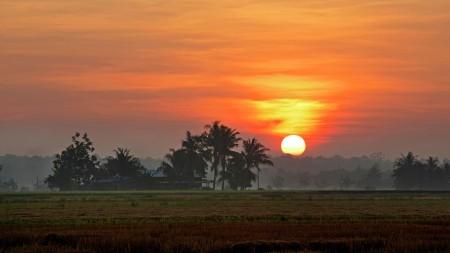 My Kampung Sunrise