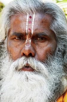 Hindu Sadhu (Ascetic Monk)