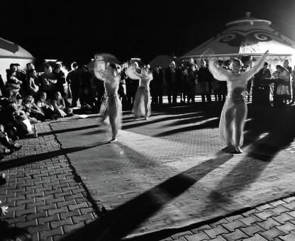 The Mongolian Dance