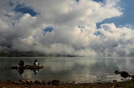 Segara Anak Lake 3