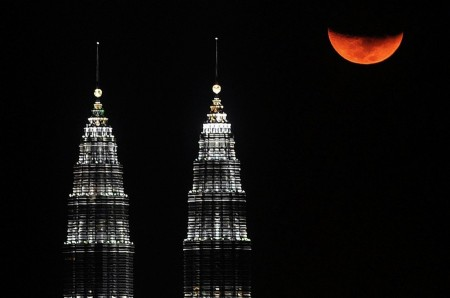 KLCC and MOON