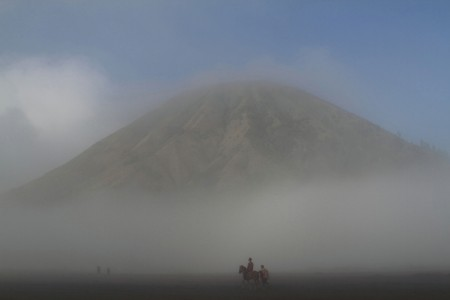 Riding in the Mist